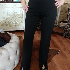 Cache dress pants stretch very form fitting
